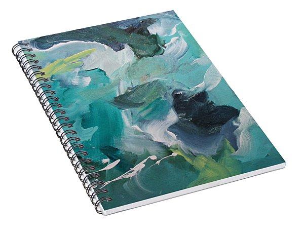 Muse 107 Spiral Notebook