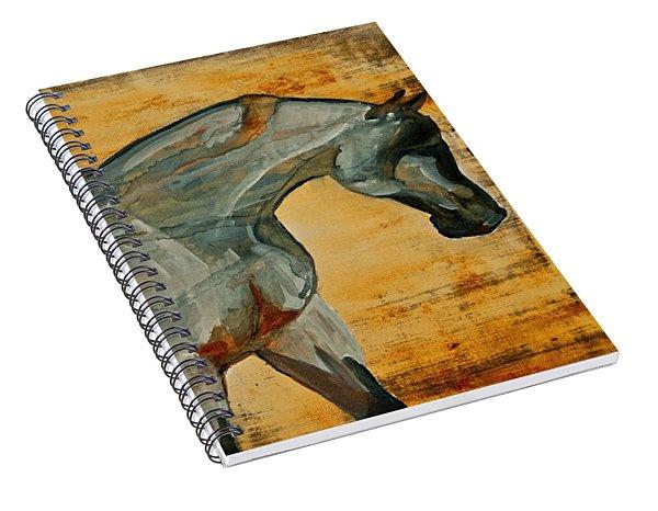 My Final Notice  Spiral Notebook
