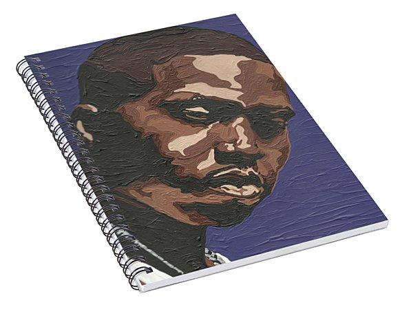 Nas Spiral Notebook
