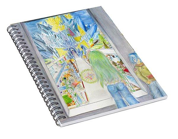Nastros Spiral Notebook