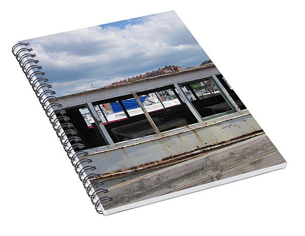 Old Love Spiral Notebook