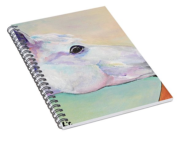 Opies' Kiss Spiral Notebook