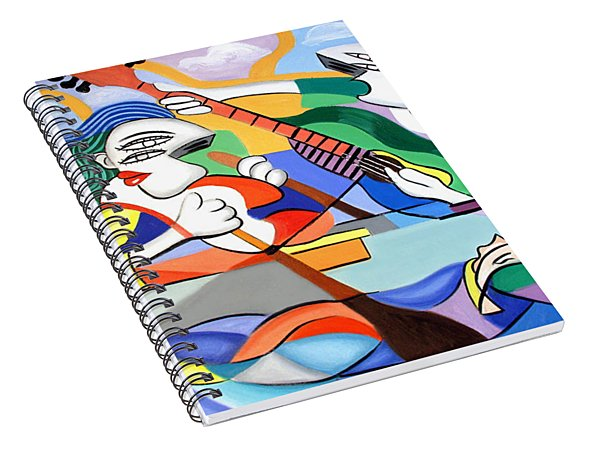 Our First Cruse  Spiral Notebook