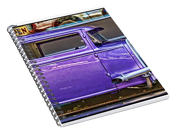 Out Shopping By Diana Sainz Spiral Notebook