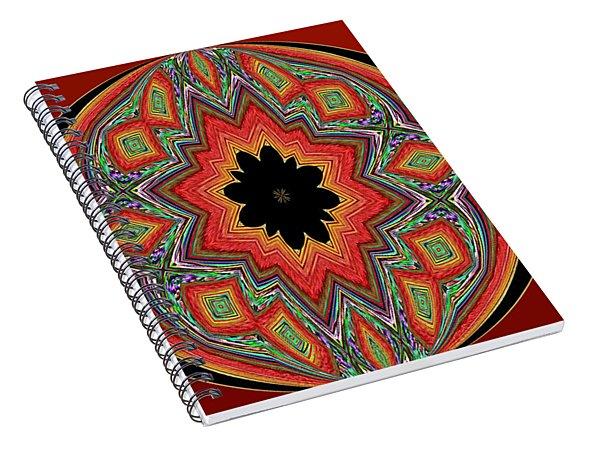 Ovs 15 Spiral Notebook