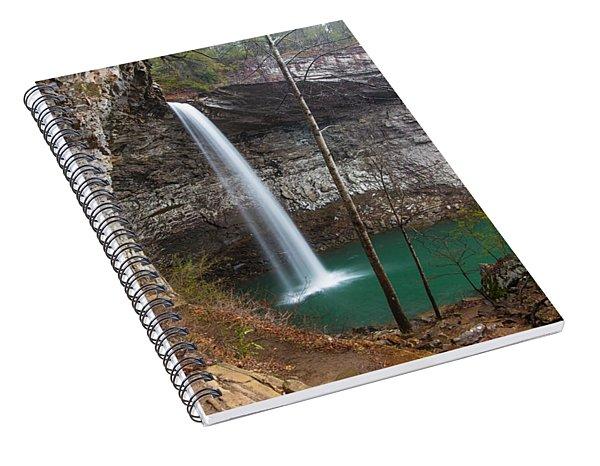 Ozone Falls Spiral Notebook