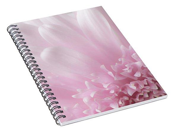 Pastel Daisy Spiral Notebook