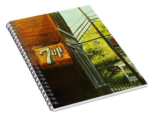 Pattsy's Spiral Notebook