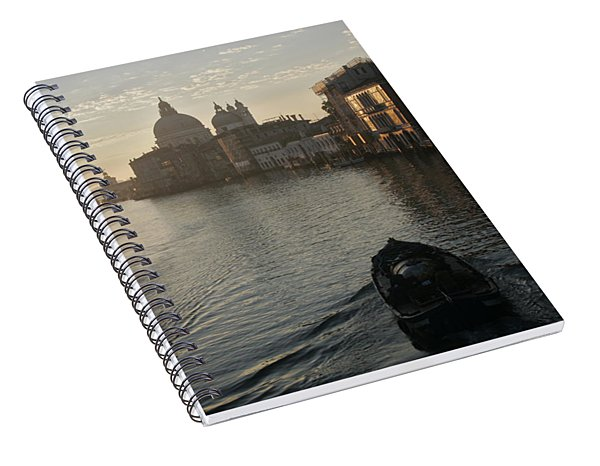 Perfect Morning Spiral Notebook