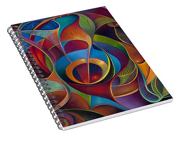 Perplexity Spiral Notebook
