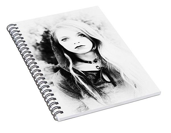 Petite Seer Spiral Notebook