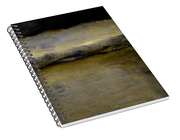 Pewter Skies Spiral Notebook