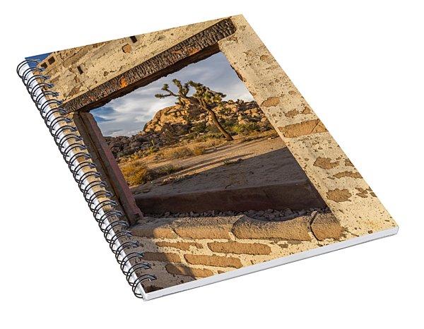 Picture Window Spiral Notebook