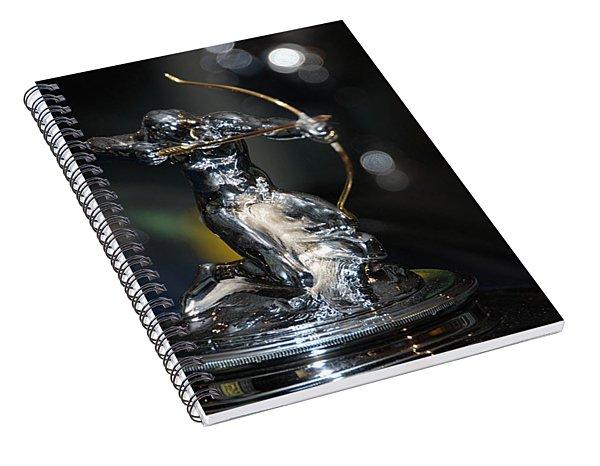 Pierce - Arrow Archer Spiral Notebook