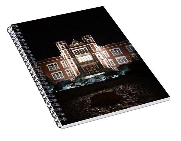 Pioneer Hall Spiral Notebook