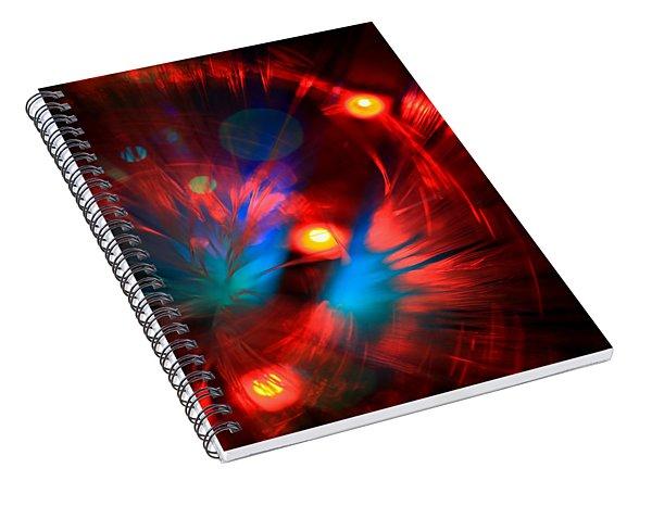 Planet Caravan Spiral Notebook