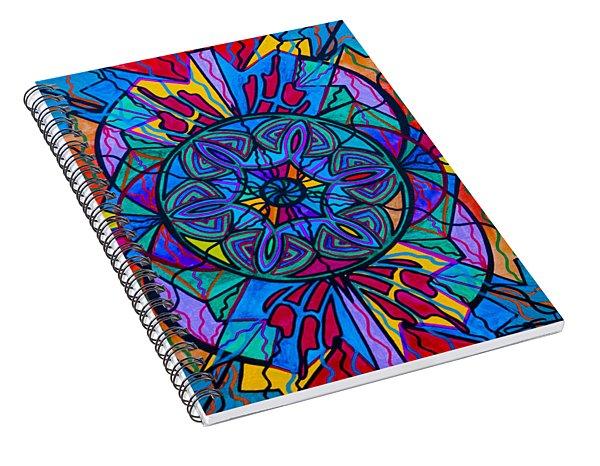 Poised Assurance Spiral Notebook