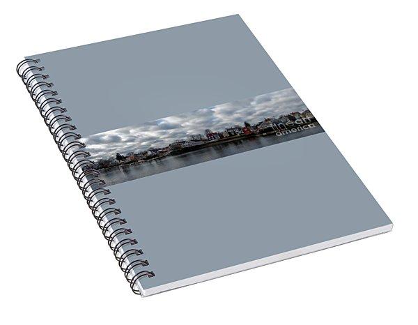 Portsmouth Bay Spiral Notebook