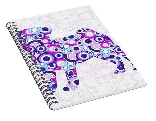 Pug - Animal Art Spiral Notebook