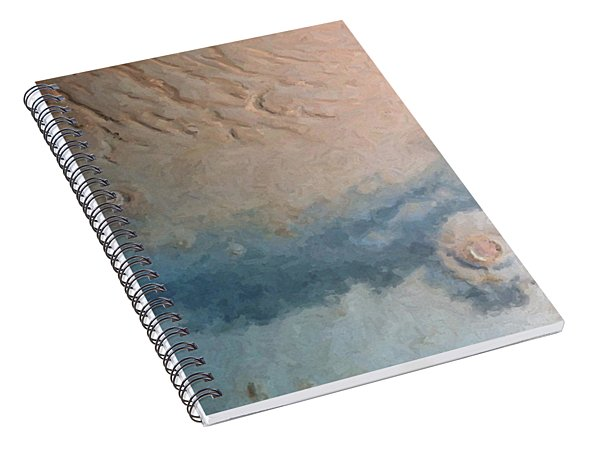 Red Planet 1 Spiral Notebook