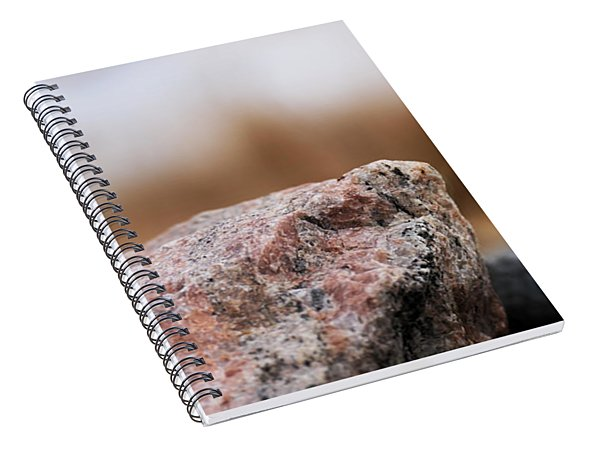 Red Rock Spiral Notebook