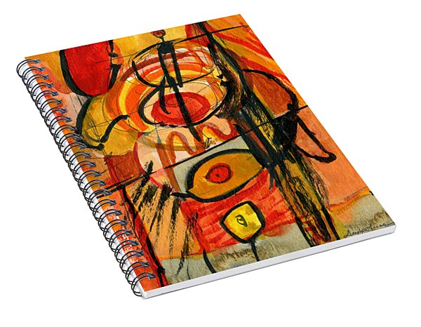 Relativity Spiral Notebook