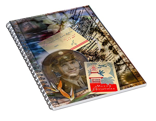 Remembering Joe Spiral Notebook