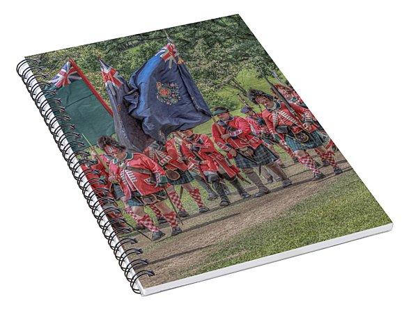 Road To Bushy Run Spiral Notebook