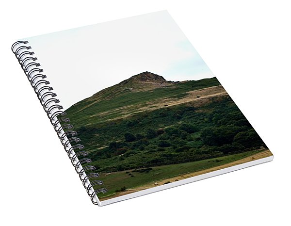 Roseberry Topping Hill Spiral Notebook