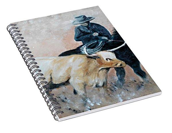 Roundup Spiral Notebook