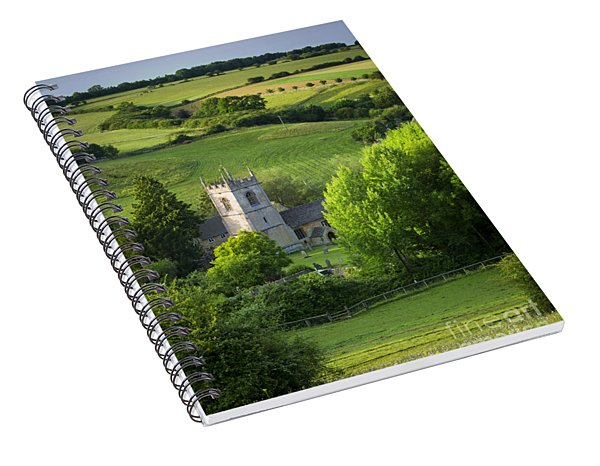 Saint Andrews - Cotswolds Spiral Notebook