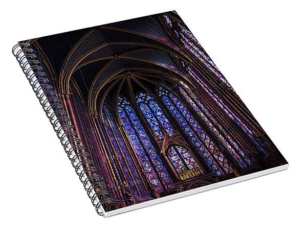 Sainte Chapelle Spiral Notebook