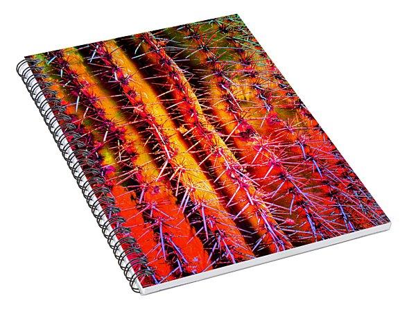 Scottsdale Saguaro Spiral Notebook