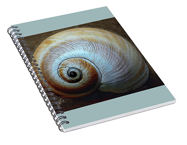 Seashells Spectacular No 36 Spiral Notebook