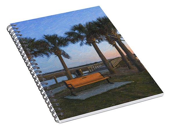 Set A Spell And Dream Spiral Notebook