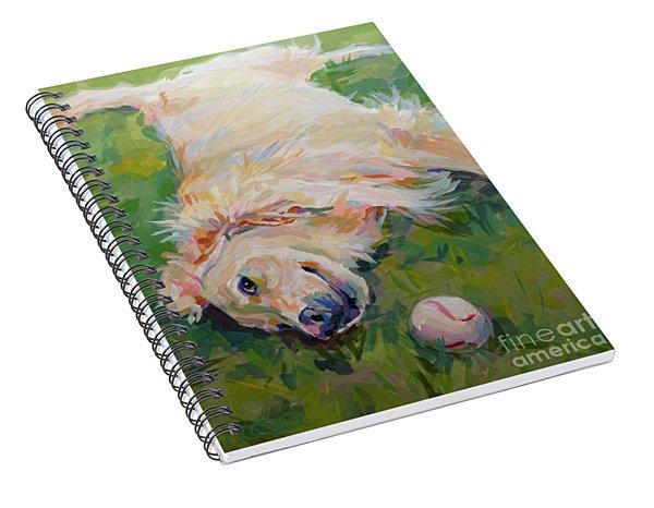 Seventh Inning Stretch Spiral Notebook