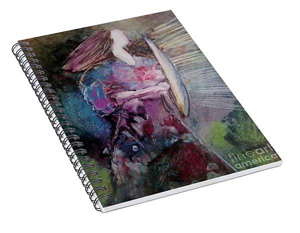 Shield Of Faith Spiral Notebook