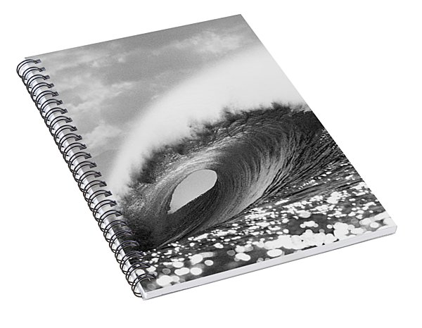 Silver Peak Spiral Notebook