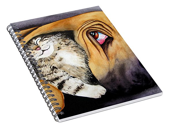 Snuggles Spiral Notebook