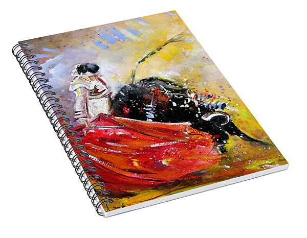 Softly And Gently Spiral Notebook