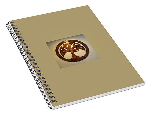 Sol Tree Spiral Notebook