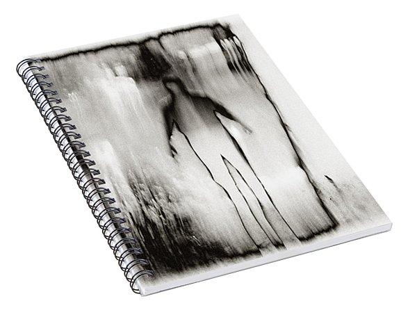 Who Am I Spiral Notebook