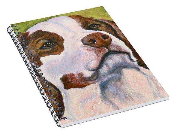 Spaniel Soul Spiral Notebook