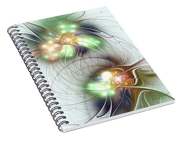 Special Bond Spiral Notebook