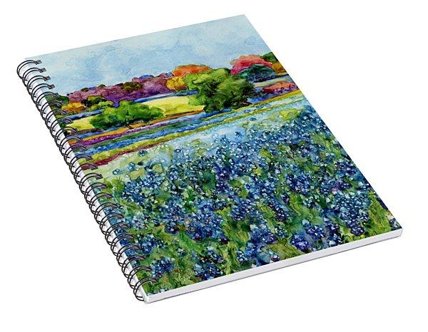 Spring Impressions Spiral Notebook