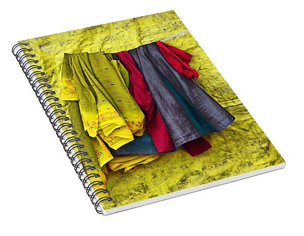Spring Summer 2014 Spiral Notebook