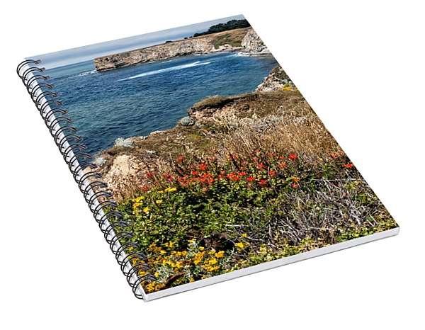 Springtime On The California Coast Spiral Notebook