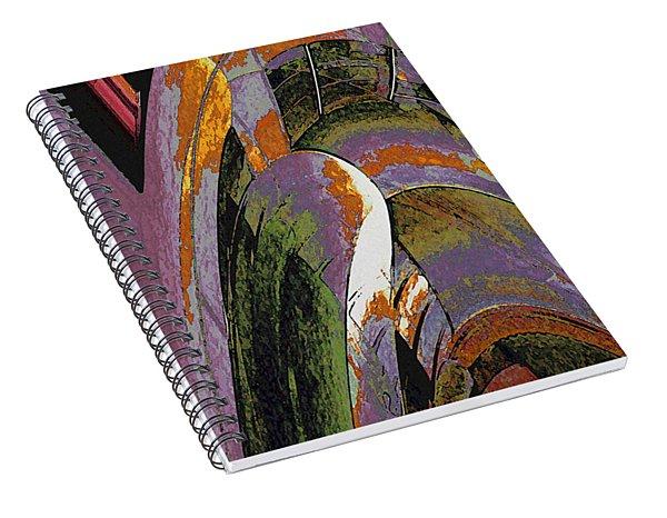 Spruce Goose Spiral Notebook