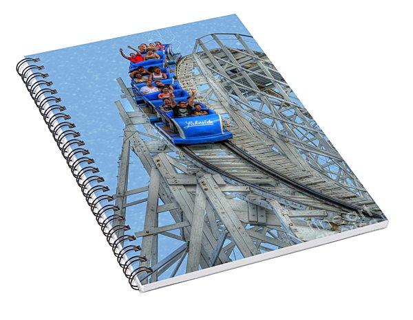Summer Time Thriller Spiral Notebook