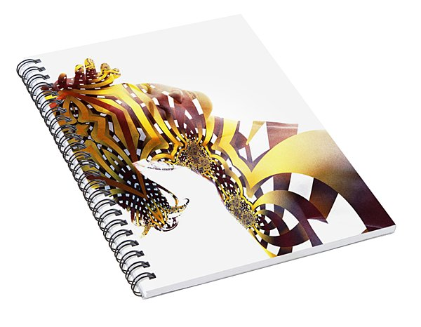 Swoon Spiral Notebook
